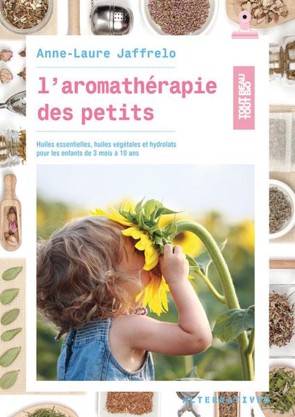 couverture livre aromathérapie des petits