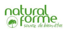 Natural forme logo