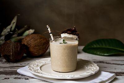 petites crèmes douceur au lait de coco