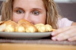 Envie de manger du gluten et des produits laitiers