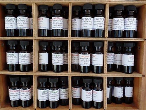 huiles essentielles pour lutter contre les allergies