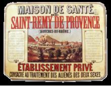 Maison de santé Saint-Rémy de Provence